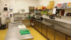 11 Νοεμβρίου 2016, Κουάλα Λουμπούρ Ο σύγχρονος εξοπλισμός κουζινών ξενοδοχείων Στοκ εικόνες με δικαίωμα ελεύθερης χρήσης