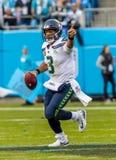 25 Νοεμβρίου οι Seattle Seahawks εναντίον των Carolina Panthers στοκ εικόνες με δικαίωμα ελεύθερης χρήσης