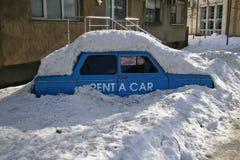 Νοικιάστε ένα αυτοκίνητο 2 Στοκ Φωτογραφίες