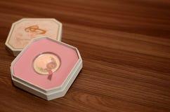 Νομίσματα γαμήλιων δώρων Στοκ Φωτογραφία