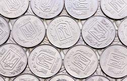 νομίσματα Ουκρανός Στοκ Εικόνες