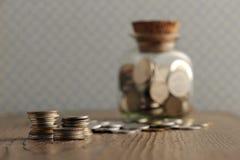 νομίσματα παλαιά Στοκ εικόνες με δικαίωμα ελεύθερης χρήσης