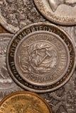 νομίσματα παλαιά Στοκ φωτογραφία με δικαίωμα ελεύθερης χρήσης