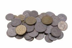 νομίσματα Σινγκαπούρη Στοκ φωτογραφίες με δικαίωμα ελεύθερης χρήσης