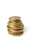 νομίσματα 1 Στοκ εικόνες με δικαίωμα ελεύθερης χρήσης