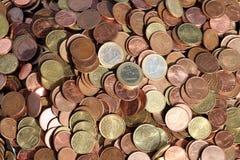 νομίσματα Στοκ φωτογραφίες με δικαίωμα ελεύθερης χρήσης
