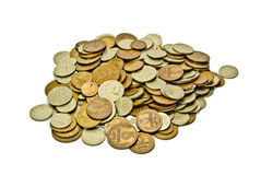 Νομίσματα Στοκ Εικόνα