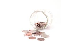 νομίσματα Στοκ Φωτογραφία