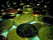 Νομίσματα Στοκ εικόνα με δικαίωμα ελεύθερης χρήσης