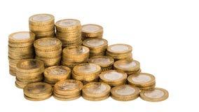 Νομίσματα Στοκ φωτογραφία με δικαίωμα ελεύθερης χρήσης