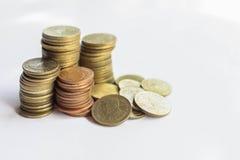 Νομίσματα Satangs Στοκ Εικόνες