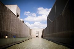 Νομαρχιακό Sayamaike μουσείο της Οζάκα Στοκ Φωτογραφία