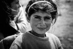 Νομαδικά παιδιά Στοκ Εικόνες