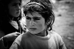 Νομαδικό παιδί Στοκ εικόνες με δικαίωμα ελεύθερης χρήσης