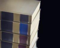 νομικά βιβλία νόμου Στοκ φωτογραφίες με δικαίωμα ελεύθερης χρήσης
