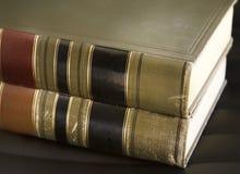 Νομικά βιβλία νόμου Στοκ Εικόνες