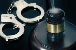 Νομική εικόνα έννοιας νόμου στοκ εικόνες