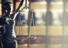 Νομική εικόνα έννοιας νόμου Στοκ Φωτογραφίες