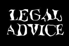Νομική συμβουλή ελεύθερη απεικόνιση δικαιώματος