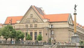 Νομική Σχολή, πανεπιστήμιο του Charles στοκ εικόνες