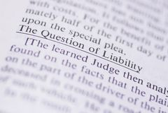 νομικοί όροι 1 Στοκ φωτογραφία με δικαίωμα ελεύθερης χρήσης
