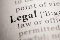 Νομικός Στοκ εικόνες με δικαίωμα ελεύθερης χρήσης