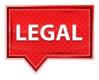 Νομικός misty αυξήθηκε ρόδινο κουμπί εμβλημάτων διανυσματική απεικόνιση