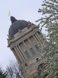 νομοθετικό σώμα Manitoba Στοκ εικόνα με δικαίωμα ελεύθερης χρήσης