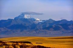 Νομός Kangrinboqe του Alvin στο Θιβέτ στοκ φωτογραφίες με δικαίωμα ελεύθερης χρήσης