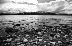 Νορβηγία αγροτική Στοκ εικόνα με δικαίωμα ελεύθερης χρήσης