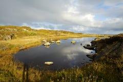 Νορβηγία το φθινόπωρο στοκ εικόνα με δικαίωμα ελεύθερης χρήσης