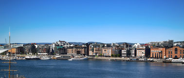 Νορβηγία Όσλο Στοκ εικόνες με δικαίωμα ελεύθερης χρήσης