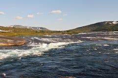 Νορβηγία, Hardangervidda Στοκ Εικόνες