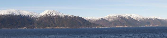 Νορβηγία sognefjord Στοκ Εικόνες