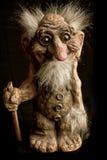νορβηγικό troll Στοκ εικόνα με δικαίωμα ελεύθερης χρήσης