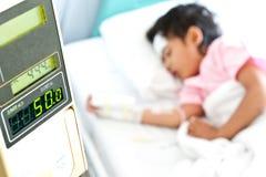 νοσοκομείο αγοριών Στοκ εικόνες με δικαίωμα ελεύθερης χρήσης
