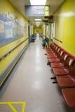 νοσοκομείο διαδρόμων Στοκ Εικόνες