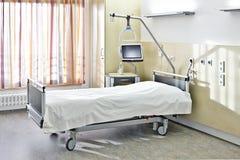 Νοσοκομείο κρεβατιών δωματίων Στοκ Εικόνες