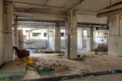 νοσοκομείο παλαιό Στοκ Φωτογραφίες