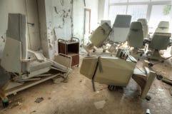 νοσοκομείο παλαιό Στοκ φωτογραφία με δικαίωμα ελεύθερης χρήσης