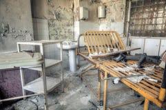 νοσοκομείο παλαιό Στοκ εικόνες με δικαίωμα ελεύθερης χρήσης