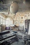 νοσοκομείο παλαιό Στοκ Φωτογραφία