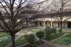 Νοσοκομείο σε Arles - έκδοση φωτογραφιών Στοκ εικόνες με δικαίωμα ελεύθερης χρήσης