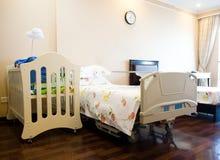 νοσοκομείο σπορείων Στοκ Εικόνες