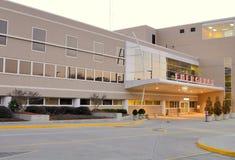 Νοσοκομείο Στοκ εικόνες με δικαίωμα ελεύθερης χρήσης
