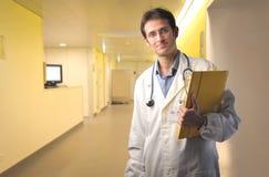 νοσοκομείο Στοκ Εικόνα