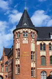 Νοσοκομείο Charité Βερολίνο, Γερμανία Στοκ Εικόνα