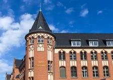 Νοσοκομείο Charité Βερολίνο, Γερμανία Στοκ φωτογραφία με δικαίωμα ελεύθερης χρήσης