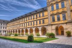Νοσοκομείο Juliusspital Stiftung, Wurzburg, Μπάγερν, Γερμανία Στοκ Εικόνα