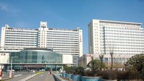 νοσοκομείο Tianjin ανθρώπων Στοκ Φωτογραφίες